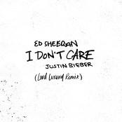 Ed Sheeran & Justin Bieber - I Don't Care (Loud Luxury Remix) bestellen!