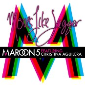 Maroon 5 - Moves Like Jagger (studio recording from The Voice performance)