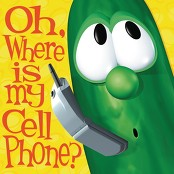 VeggieTales - Oh Where Is My Cell Phone