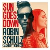 Robin Schulz & Jasmine Thompson - Sun Goes Down (feat. Jasmine Thompson)