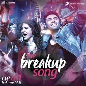 "Pritam, Arijit Singh, Badshah, Jonita Gandhi & Nakash Aziz - The Breakup Song (From ""Ae Dil Hai Mushkil"")"