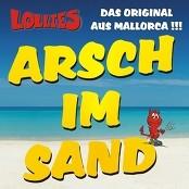 Lollies - Arsch im Sand
