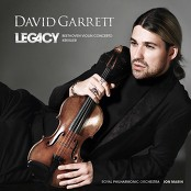 David Garrett & Royal Philharmonic Orchestra & Ion Marin - Kreisler: Romance:  Larghetto on a theme by Carl Maria von Weber