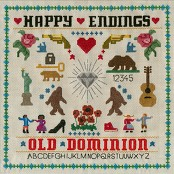 Old Dominion feat. Little Big Town - Stars in the City